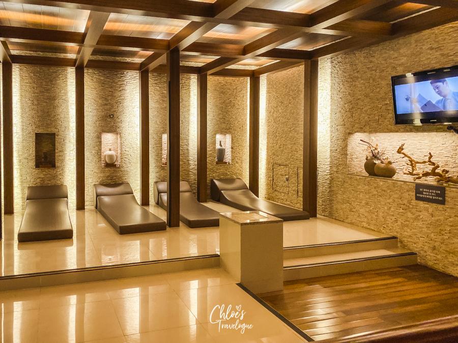 Spa Land Centum City Busan | Korea's Best Luxury Jimjilbang (Korean sauna and spa) - Bali Room |#SpaLandBusan #SpaLandCentumCity #CentumCityBusan #luxuryspa #jimjilbang #jjimjilbang #Busan #Korea #ThingsToDoinBusan #BusaninWinter #AsiaTravel #TravelKorea
