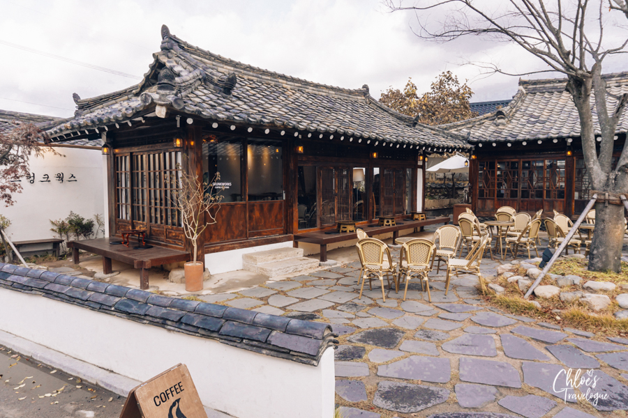 Things to Do in Gyeongju, South Korea - #6. Hwangnidan-Gil, Gyeongju's hippest street with renovated hanok guesthouses, restaurants and cafes | #Gyeongju #SouthKorea #Korea #KoreaTravel #AsiaTravel #ThingstodoinKorea #UNESCOWorldHeritageSites #Hwangnidan-gil #황리단길