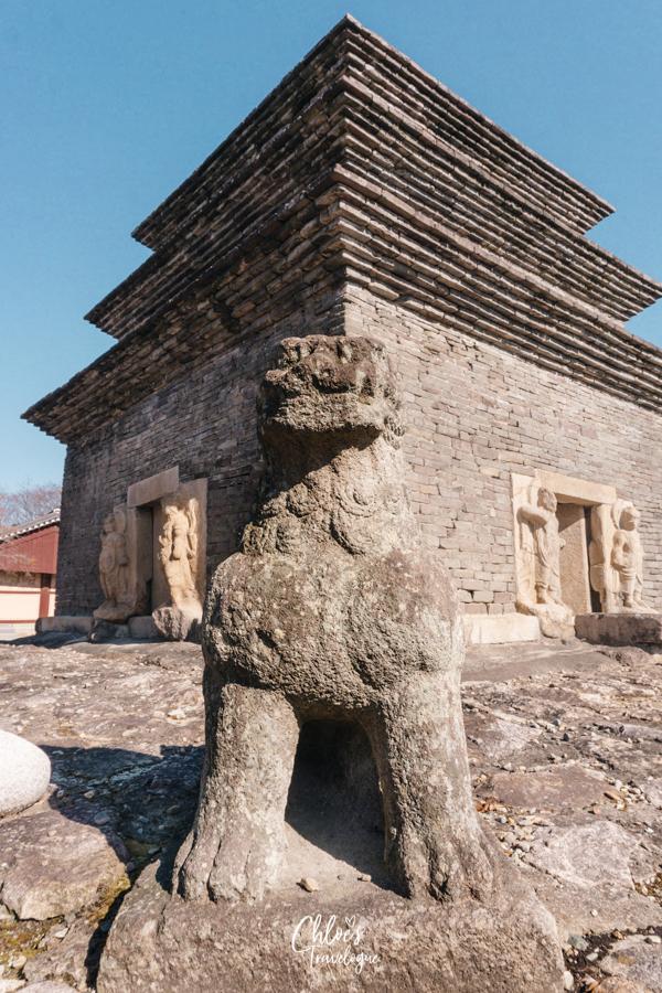 Things to Do in Gyeongju, South Korea - #11. Bunhwangsa Temple (Fragrant Imperial Temple) | #Gyeongju #SouthKorea #Korea #KoreaTravel #AsiaTravel #ThingstodoinKorea #UNESCOWorldHeritageSites #Bunhwangsa