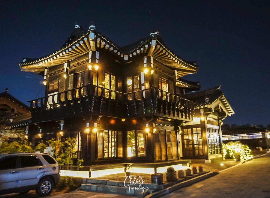 Gyeongju Itinerary Day 3: Explore Hwangnidan-gil, Gyeongju's trendiest street! In this charming neighborhood, hip hanok restaurants and cafes co-exist in harmony with traditional establishments. | #Gyeongju #Gyeongjucafe #GyeongjuItinerary #Hwangnidangil #Korea #KoreaTravel #AsiaTravel