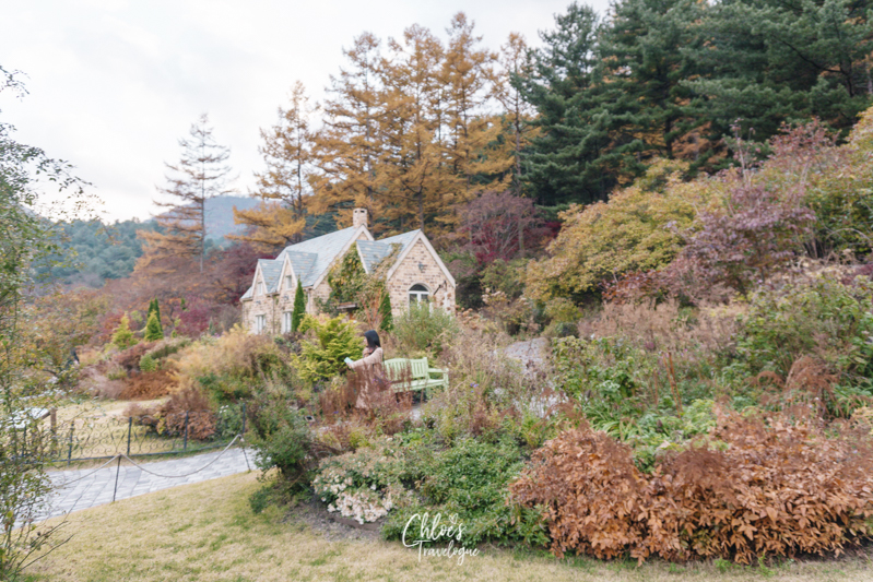 Garden of Morning Calm: Signature Gardens - J's Cottage Garden | #GardenofMorningCalm #AutumninKorea #Korea #Gapyeong