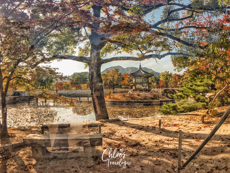 Gyeongbokgung Palace Tour: Hyangwonjeong | #Gyeongbokgung #VisitSeoul #TravelKorea