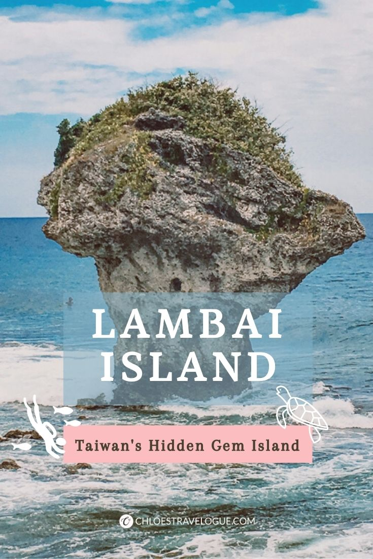 Xiao Liuqiu Island: A Hidden Gem Beach Vacation from Taipei or Kaohsiung, Taiwan | #Xiaoliuqiu #liuqiu #lambai #TravelTaiwan #Beachvacation #SeaTurtles