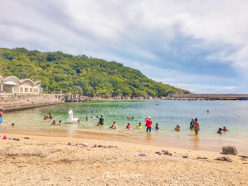 Best Beaches in Xiao Liuqiu Island, Taiwan: Sanfu Fishing Harbor | #Xiaoliuqiu #liuqiu #lambai #TravelTaiwan #Beachvacation #SeaTurtles
