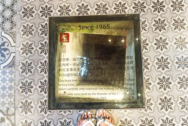 Yingge Ceramics Old Street: The Shu's Pottery Store | #YinggeCeramics #TaipeiDayTrips #Taiwan #TravelAsia