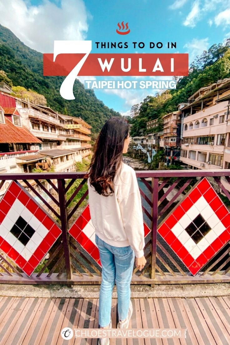 7 Best Things to Do in Wulai Hot Spring, Taiwan | Wulai Hot Spring Resort Recommendations including Volando Urai Spring Spa & Resort | #WulaiHotSpring #WulaiTaiwan #VolandoUrai #HotSpringsInTaiwan #TravelAsia