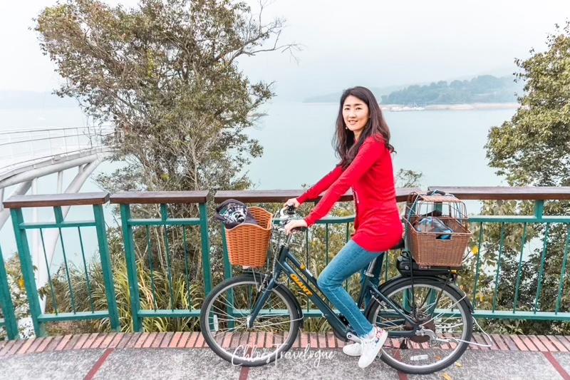 Sun Moon Lake Taiwan | Things to Do + Itinerary: Sun Moon Lake Cycling | #SunMoonLake #TaiwanItinerary #TaichungDayTrip