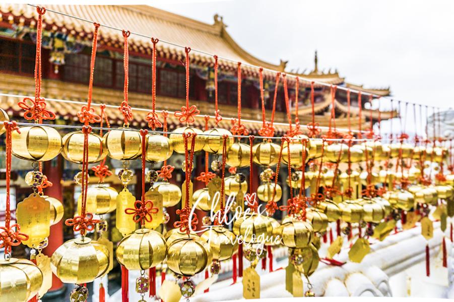 Sun Moon Lake Taiwan | Things to Do + Itinerary: Wenwu Temple | #WenwuTemple #SunMoonLake #TaiwanItinerary #TaichungDayTrip