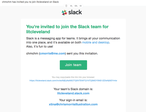 How to Join Slack Messaging