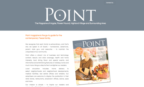 Point Publication