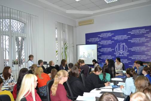 Conference of young scholars about European intergation of Ukraine (9)