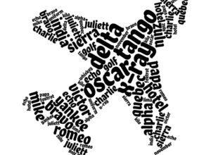 Lotniczy alfabet, czyli podstawa komunikacji