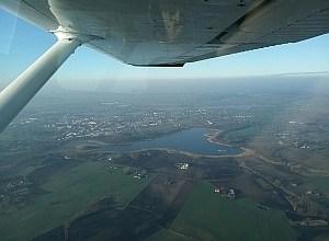 Mikołajkowe latanie: Modlin – lotnisko Grudziądz Lisie Kąty – Modlin