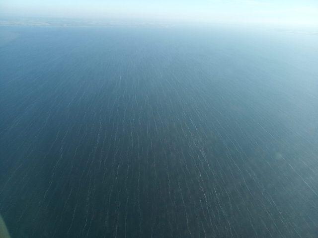 Jezioro Śniardwy z lotu ptaka