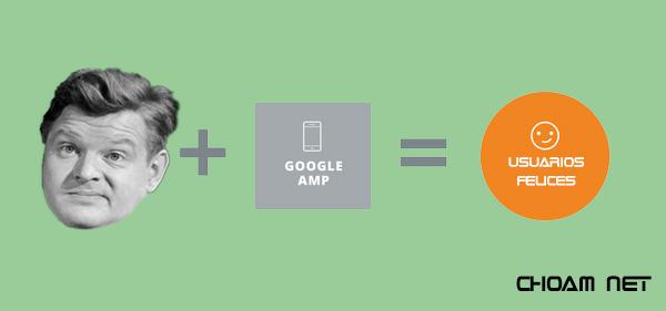 experiencia usuario movil con amp
