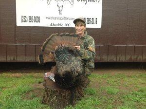 Turkey Hunts NC