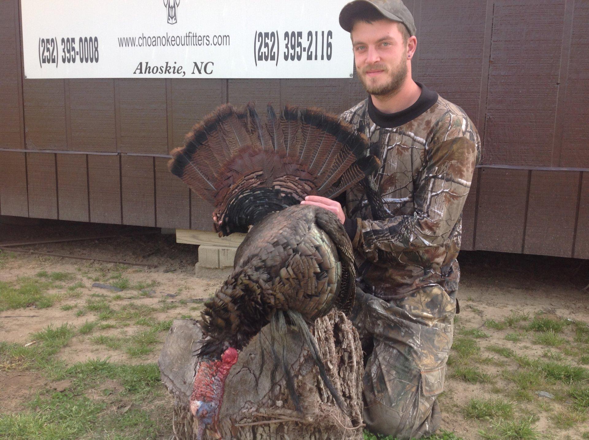 Turkey hunting trips