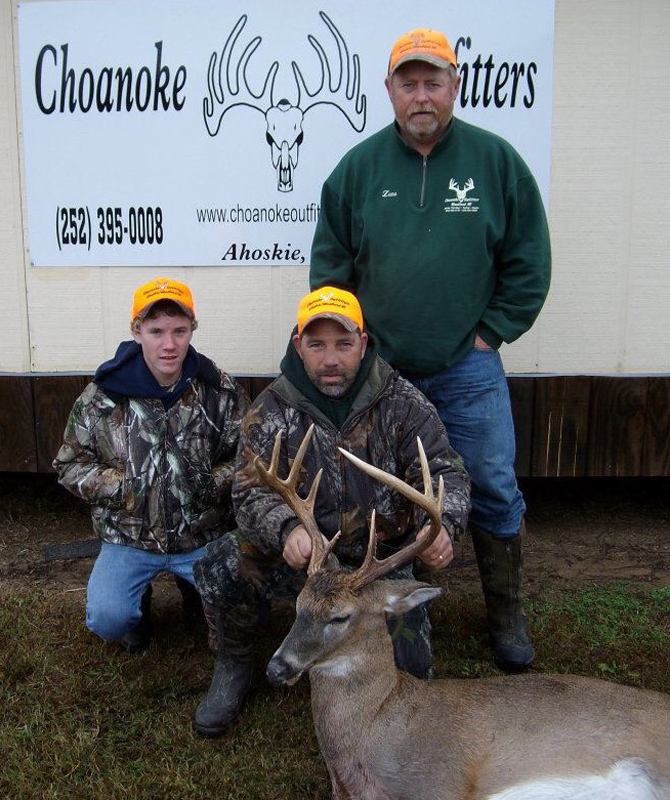 deer guided hunting trips