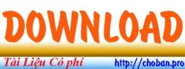 download đồ án lạnh - đại học bách khoa