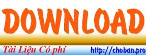 download luận văn thạc sĩ