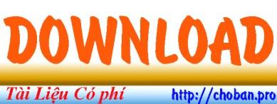 download đồ án khoa công nghệ thông tin
