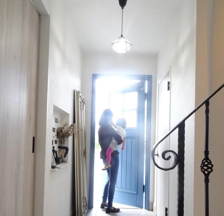 ユダ木工の玄関ドア