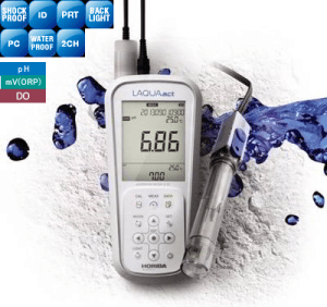 Máy đo oxy hòa tan Horiba D-75A-S