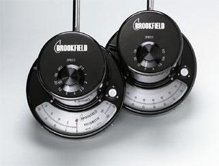 Núm vặn của Máy đo độ nhớt LVT Brookfield
