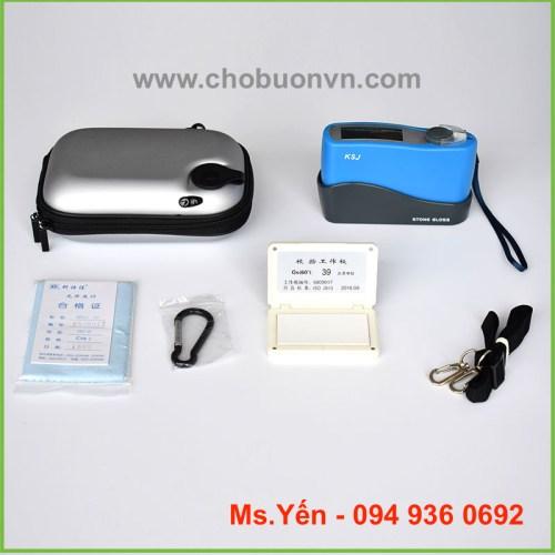 Trọn bộ máy đo độ bóng Gloss Meter giá rẻ MG6-SS