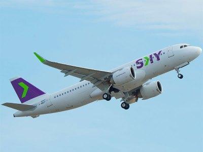 A320neo de SKY
