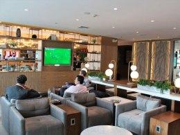 El acceso a los salones VIP del aeropuerto es un beneficio muy apetecido.
