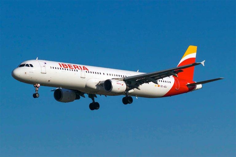 Aerolínea Iberia