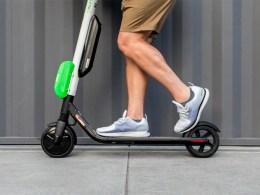Lime es una de las empresas que ofrecen scooters eléctricos en Santiago