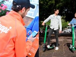 Los scooters de Grin se pueden pedir en Rappi