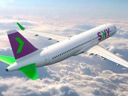 A320neo de SKY Airline