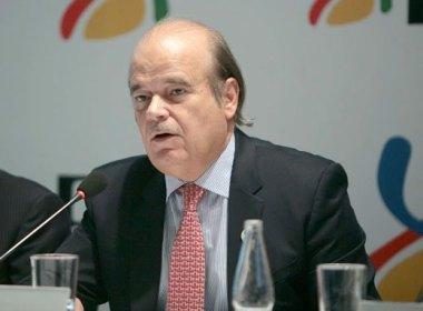 Eugenio Von Chrismar, gerente general de Banco Bci