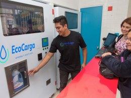 EcoCarga, servicio disponible en Viña del Mar y Valparaíso
