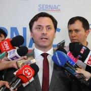 Lucas del Villar, director del SERNAC