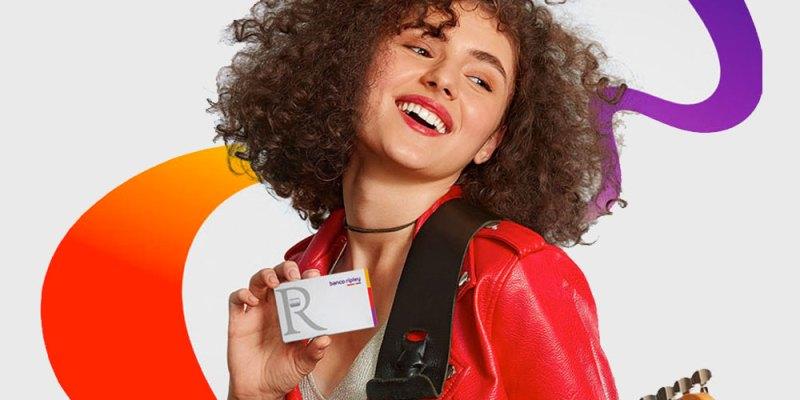 La tarjeta de la cuenta vista de Banco Ripley