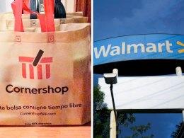Cornershop y Walmart
