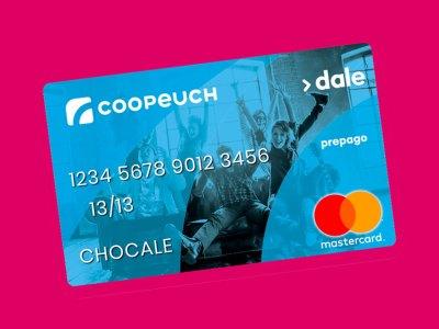 Cómo obtener la tarjeta de prepago Dale de Coopeuch