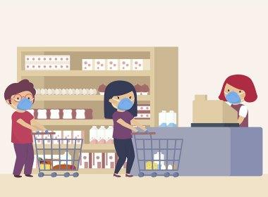 Horario de supermercados en mayo de 2020