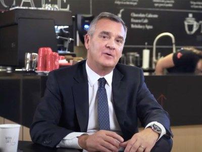 Claudio Melandri, presidente de Banco Santander
