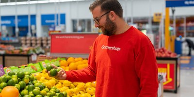 Cargo por servicio de Cornershop en supermercados Lider y jumbo