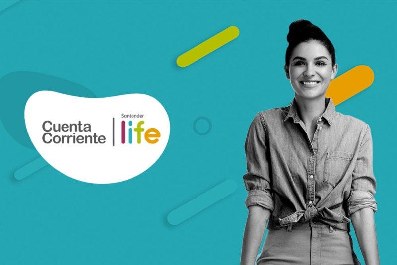 Cuenta Corriente Santander Life
