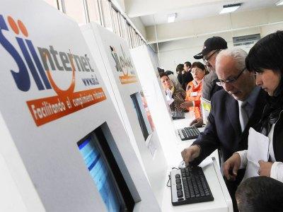 Al préstamo blando o Préstamo Estatal Solidario se postula en la página del Servicio de Impuestos Internos