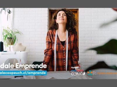 Concurso Dale Emprende para emprendedores e innovadores