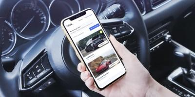 Aplicación Drizip permite arrendar vehículos