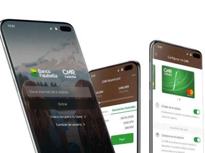 La integración de CMR con Banco Falabella