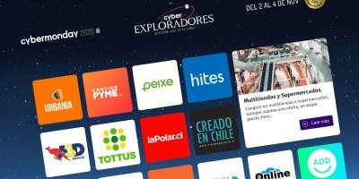 Sitios, marcas y tiendas que participan en el Cyber Monday 2020 en Chile